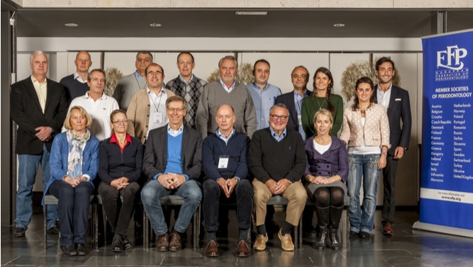 Working group della EFP (European Federation Periodontology)